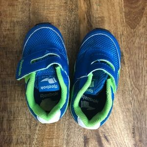 Toddler boy size 5 shoes